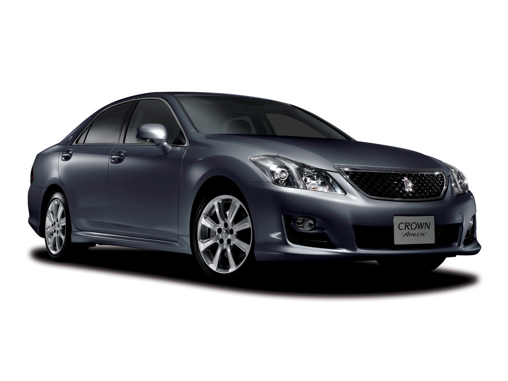 Toyota Crown GWS204